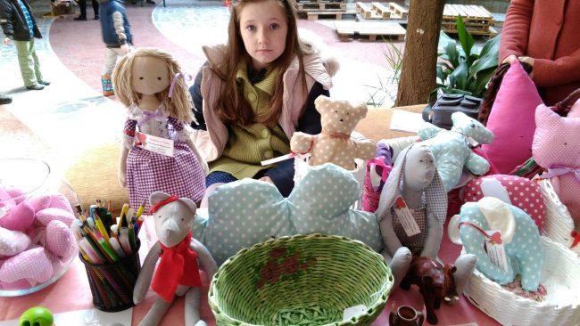 Jucării, pe care le poți face împreună cu copilul. FOTO: Arhivă personală