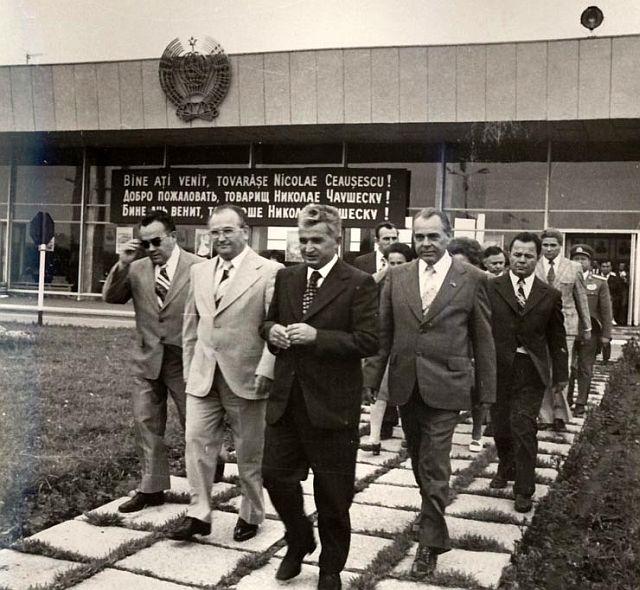 Ceausescu-la-Chisinau