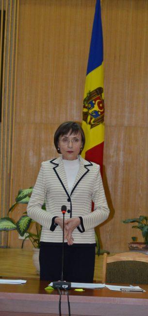 Corina Fusu FOTO Ministerul Educației