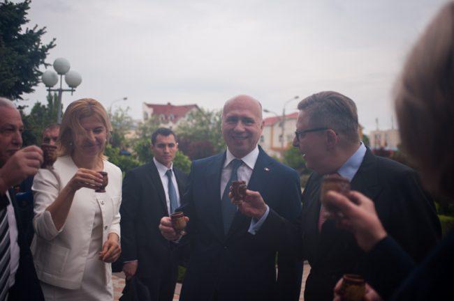 Cei mai mulți bani investiți în Găgăuzia vin din partea organizațiilor europene FOTO: Sandu Tarlev