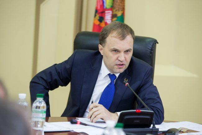 Compania lui Șevciuk, cu profituri ilegale din livrările de energie electrică Sursa FOTO: gospmr.ru