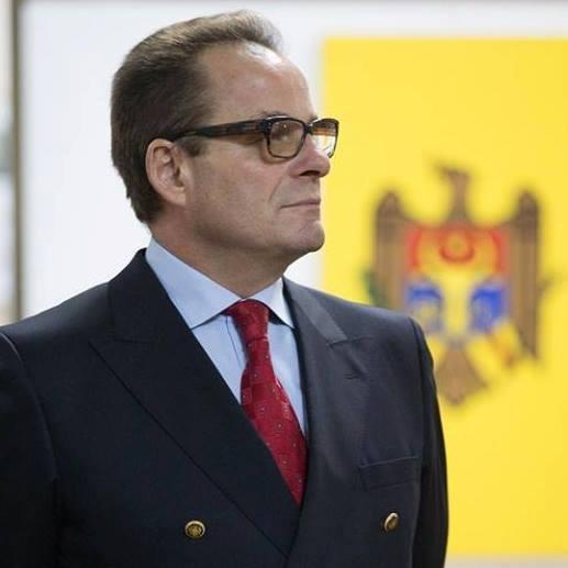 Secretarul general al Președinției, Ion Păduraru Sursa foto: Facebook