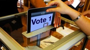 Vot prin Internet Sursa Foto thevotingnews.com