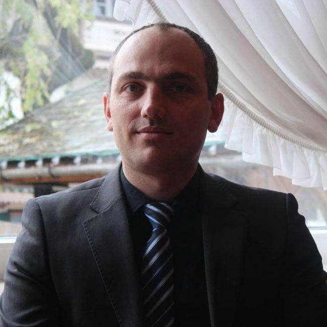 Alin Gvidiani, șeful adjunct al Biroului pentru Reintegrare al Cancelariei de Stat a Republicii Moldova