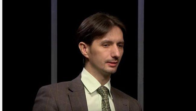 """Sergiu Gaibu, expert economic IDIS """"Viitorul"""" FOTO captură video"""