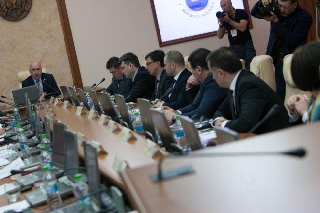 Guvernul Filip a aprobat proeictul legii privind procuraturile specializate în ședința din 15 iunie 2016 FOTO Sandu Tarlev