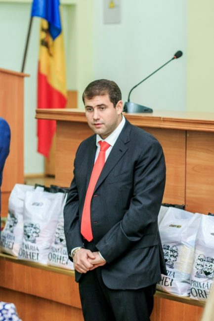 Ilan Șor este învinuit de escrocherie și spălare de bani, primar de Orhei Sursa foto.