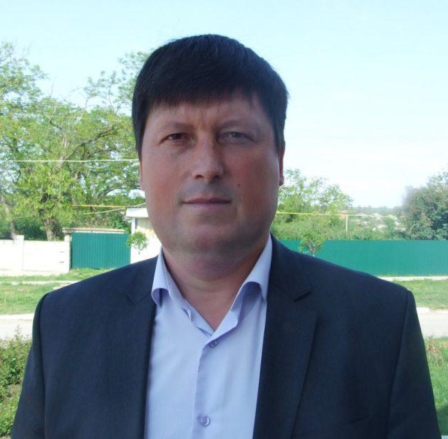 Ivan Kasâm, primarul satului Avdarma Sursa foto.