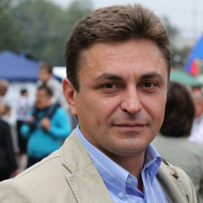 Economistul Sveatoslav Mihalache