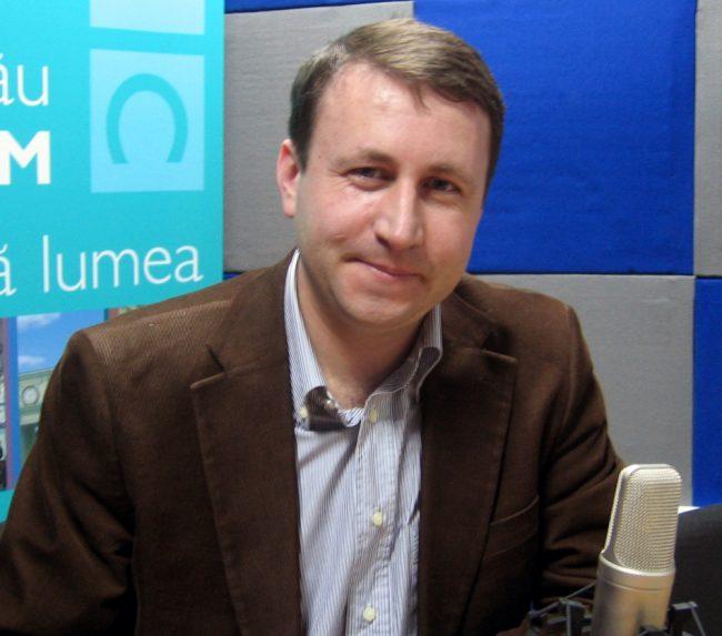 Igor Muteanu FOTO viitorul.org