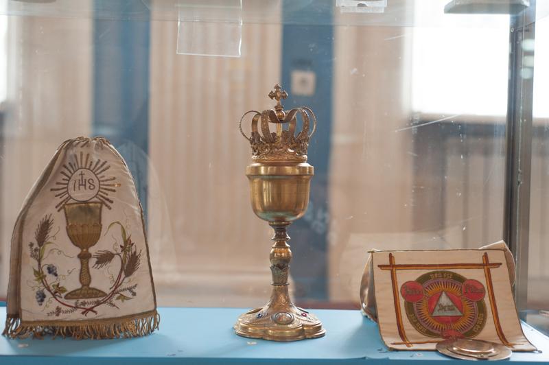 Obiecte de cultură ortodoxă FOTO Sandu Tarlev