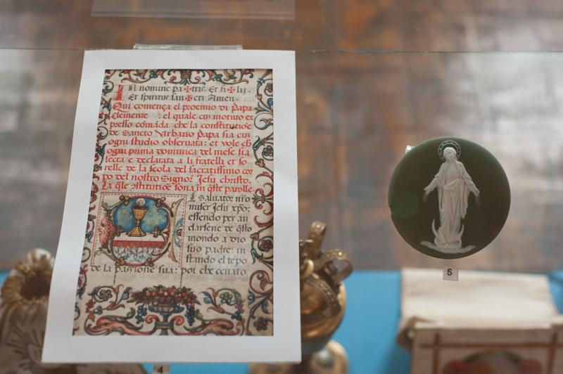 Scrisoare apostolică, Roma sec XV. Copie realizată în sec al XIX-lea FOTO Sandu Tarlev