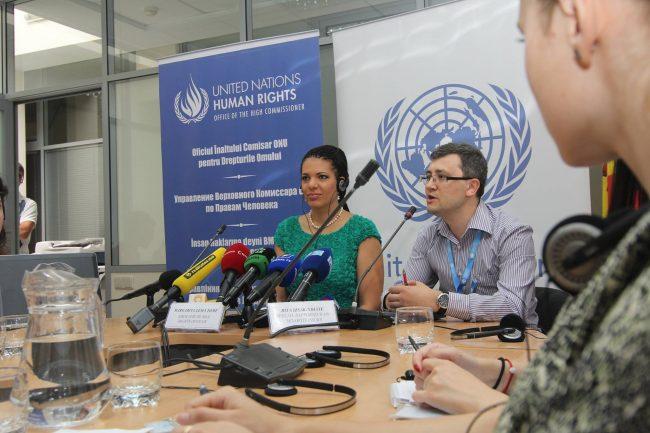 Raportorul ONU și-a prezentat concluziile preliminare la Chișinău FOTO ONU Moldova