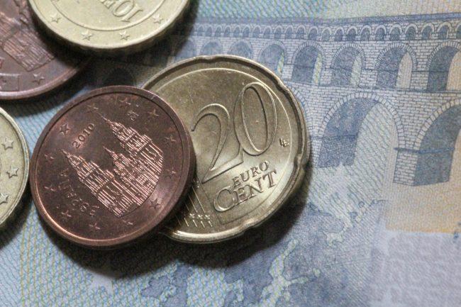 Cursul euro, p
