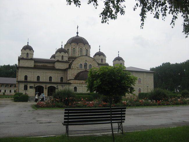 Mănăstirea Zăbriceni, raionul Edineț. FOTO: Natalia Munteanu