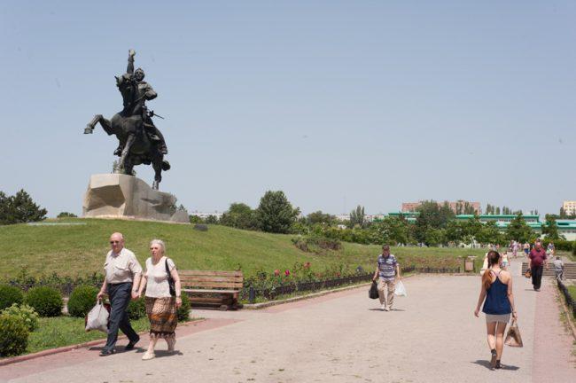 Orașul Tiraspol FOTO Sandu Tarlev