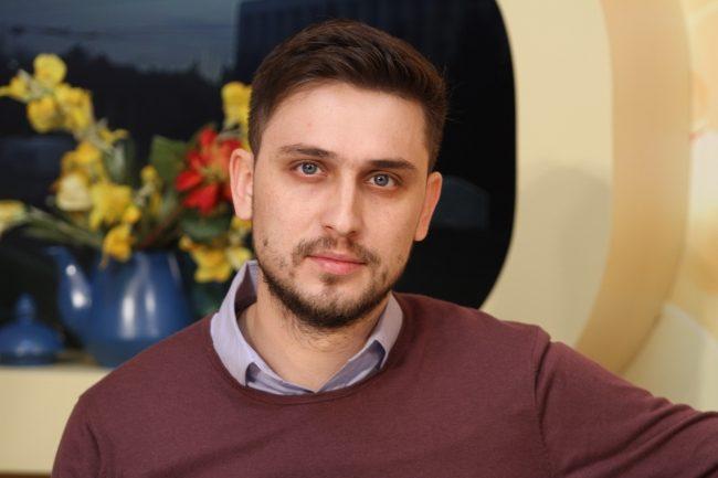 Avocatul Promo-LEX Dumitru Sliusarenco a apărat interesele femeii în instanța de judecată. Sursa foto