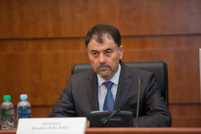 Anatol Șalaru este ministru al Apărării din iulie 2015 Sursa foto