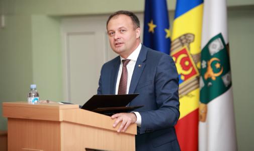 Andrian Candu susține că Republica Moldova nu e doar lapte și miere. Sursa foto.