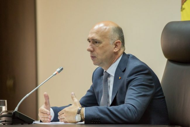 Pavel Filip a spus că Republica Moldova va îndeplini toate condițiile FMI FOTO gov.md