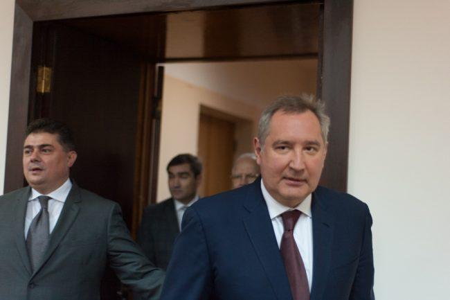 Dmitri Rogozin efectuează o vizită în Transnistria