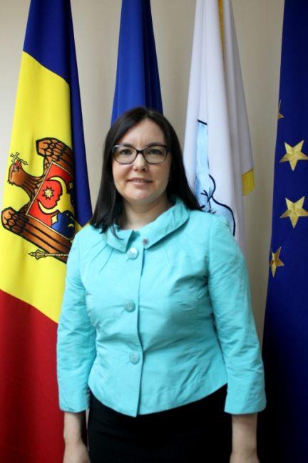 Alina Russu Președinte CEC Sursa Foto CEC.md