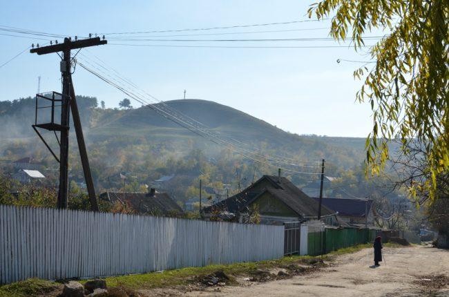 Sat moldovenesc, anul 2016 FOTO Sandu Tarlev