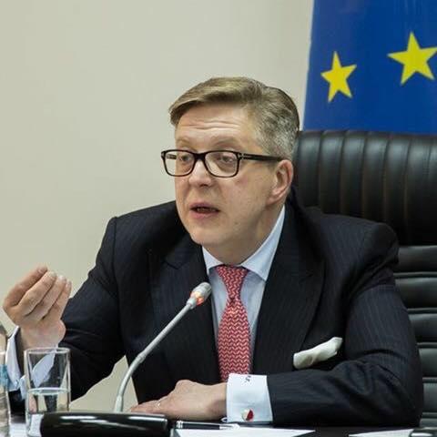Pirkka Tapiola, șeful delegației UE în Moldova