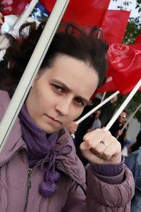 """Țurcanu Marina Membru Consiliului de Observatori al companiei """"Teleradio-Moldova"""" Sursa Foto Profil Facebook"""