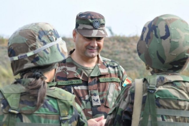 Vitalie Marinuța a fost ministru al Apărării în perioada 2009-2014 FOTO: profil Facebook