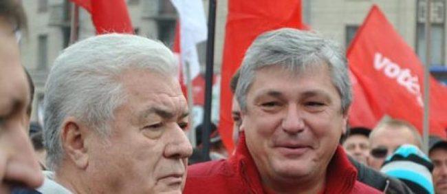 Oleg Voronin, fiul lui Vladimir Voronin, a donat 100 de mii de lei pentru PCRM Sursa foto