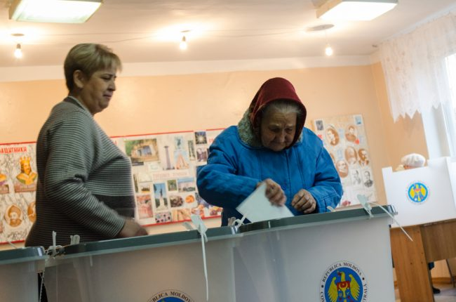 Alegerile prezidențiale vor avea loc pe 30 octombrie FOTO: Sandu Tarlev