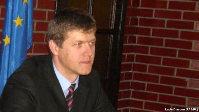 Veaceslav Berbeca, politolog în cadrul IDIS Viitorul
