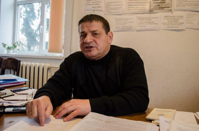 """Ivan Burgudji a calificat drept """"debilism"""" acțiunile Chișinăului FOTO Sandu Tarlev"""