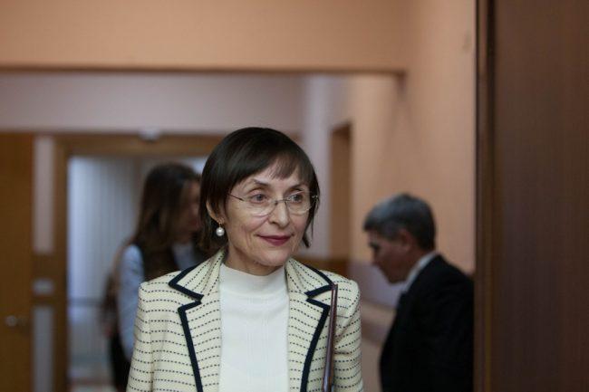 Corina Fusu este politician din 2007 FOTO Sandu Tarlev