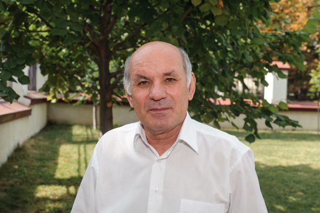 Gheorghe Budeanu lucrează la Institutul Național de Justiție FOTO Sandu Tarlev