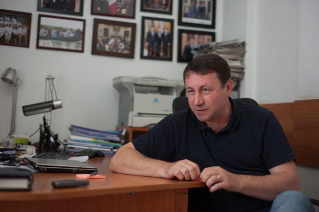 Igor Munteanu. FOTO Sandu Tarlev