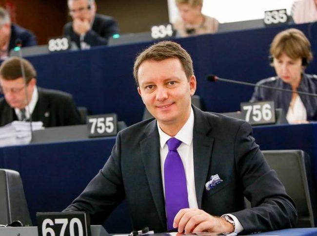 Siegried Mureșan afirmă că Republica Moldova va fi mereu sprijinită de Uniunea Europeană. Sursa foto