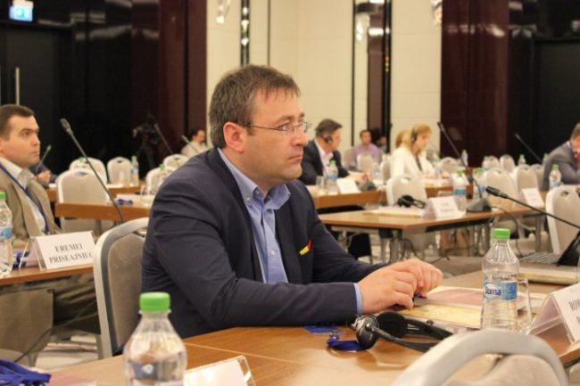Roman Boțan, deputat PL, membru al grupului de lucru Parlamentul R. Moldova - APG. FOTO Profil Facebook