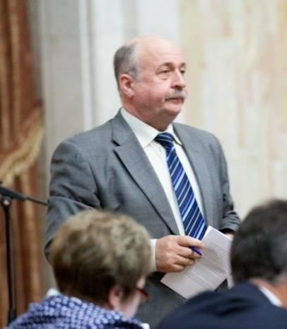 Valeriu Saharneanu a devenit deputat în anul 2010 FOTO profil Facebook