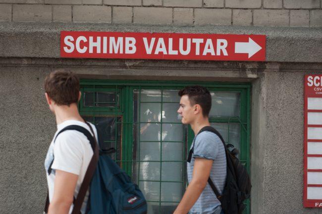 Piața valutară rămâne stabilă în această săptămână FOTO: Sandu Tarlev