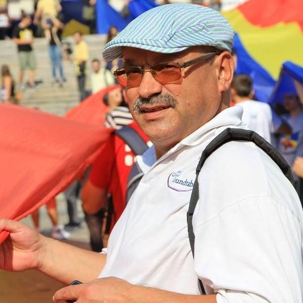 Ștefan Secăreanu FOTO profil Facebook