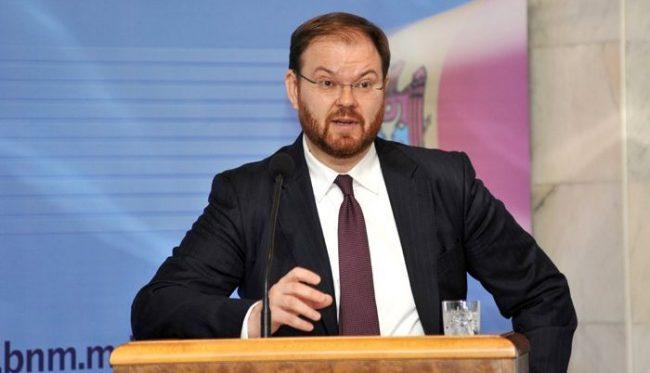 Guvernatorul Băncii Naționale a Moldova Sergiu Cioclea FOTO: moldpres.md