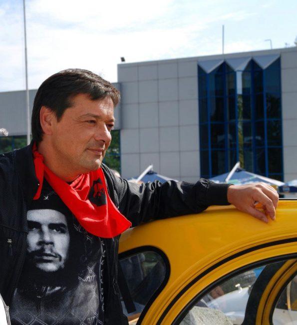 Constantin Starîș a susținut activ PCRM în activitatea sa jurnalistică FOTO profil Facebook