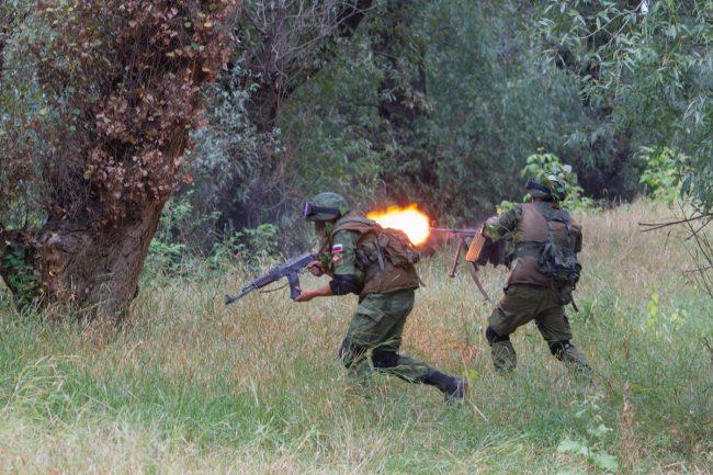 Aplicații militare pe Nistru Sursa foto