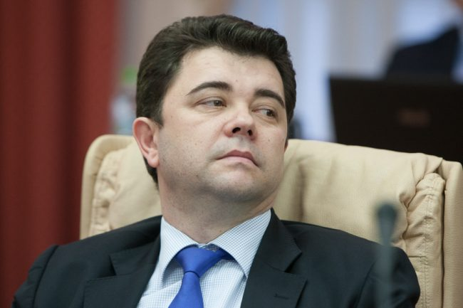 Victor Osipov a fost vicepremier în perioada 2009-2011 și în 2015 FOTO Sandu Tarlev