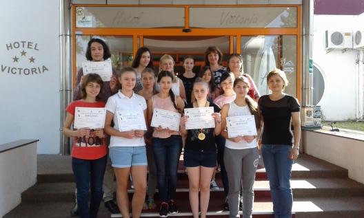 Elevii din Republica Moldova au luat mențiuni și premii speciale în cadrul olimpiadei. Sursa foto