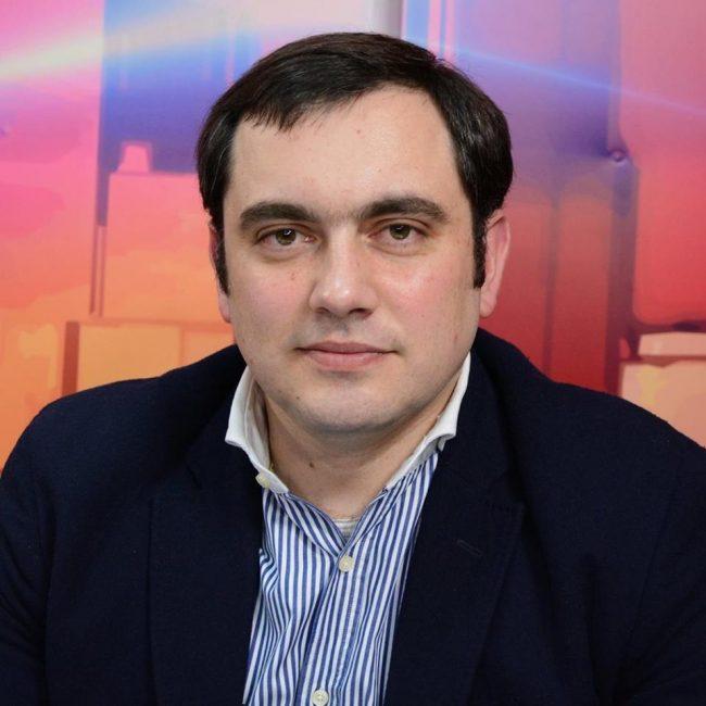 """Mihail Sircheli, președintele Centrului de Tineret """"Piligrim-Demo"""""""
