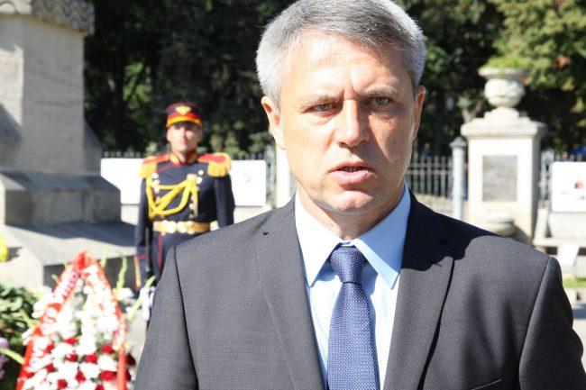 Dumitru Ciubașenco este candidatul Partidului Nostru la prezidențiale Sursa FOTO: ru1.md