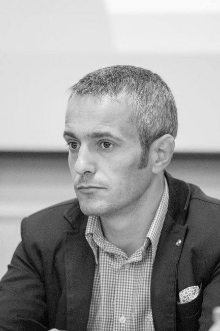 Vasile Cantarji, directorul Centrului de Investigații Sociologice și Marketing CBS-AXA.
